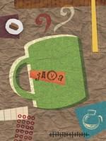 Coffee House 3 Fine-Art Print