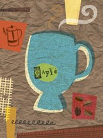 Coffee House 4 Fine-Art Print