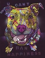 U Cant Ban Happiness Fine-Art Print