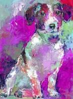 Art Russell Terrier Fine-Art Print