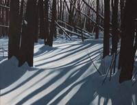 The Shadow of Memory Fine-Art Print