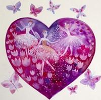 Heart Ballet Fine-Art Print