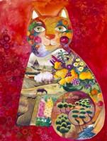 Cat Armenian Fine-Art Print