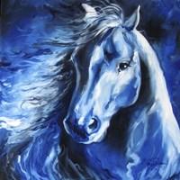 Blue Thunder Fine-Art Print