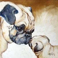 Pug 2 Fine-Art Print