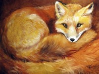 Red Fox Den Fine-Art Print