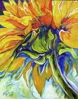 Sunflower In July Fine-Art Print