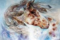 Thunder Appaloosa Indian War Horse Fine-Art Print