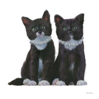 Cutie Kitties IV Fine-Art Print