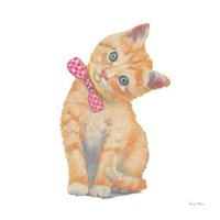 Cutie Kitties II Fine-Art Print