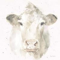 Farm Friends II Neutral Fine-Art Print