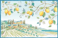 Mediterranean Breeze I Fine-Art Print