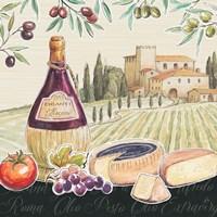 Tuscan Flavor II Fine-Art Print