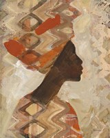 African Beauty I Fine-Art Print