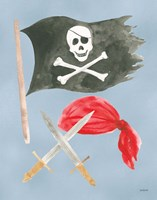 Pirates II Fine-Art Print