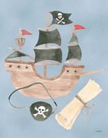 Pirates IV Fine-Art Print