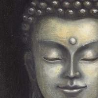 Serene Buddha I Crop Fine-Art Print