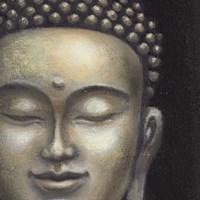 Serene Buddha II Crop Fine-Art Print