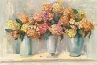 Fall Hydrangea Bouquets Fine-Art Print