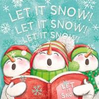 Let it Snow VIII Fine-Art Print