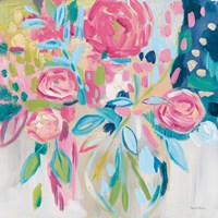 Summer Pink Floral Fine-Art Print