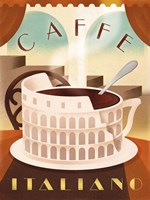 Coffee Italy Fine-Art Print