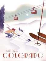 Colorado Skiing Fine-Art Print