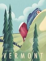 Vermont Camping Fine-Art Print