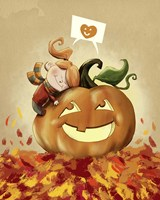 I Love Fall Fine-Art Print