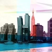 Heart of a City I Fine-Art Print