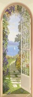 Giardino sul Lago Fine-Art Print