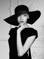 Lady with a Hat Fine-Art Print