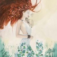 Fairy of Spring (detail) Fine-Art Print