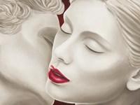 Eternal Lovers (detail) Fine-Art Print