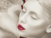 Eternal Lovers (detail) Fine-Art Print