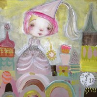 Sun Princess Fine-Art Print