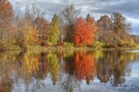 Colors On The Lake Fine-Art Print