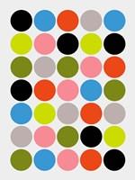 Candied Dots Fine-Art Print