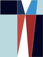 Wide Open Blue 3 Fine-Art Print