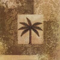 Antiqued Palm Fine-Art Print
