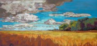 Late Summer Clouds Fine-Art Print