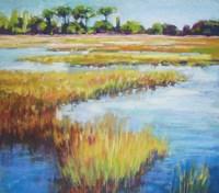 Early Fall Marsh Fine-Art Print