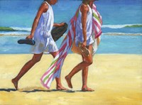 Beach Towel Fine-Art Print