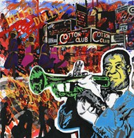 King Of Jazz Fine-Art Print