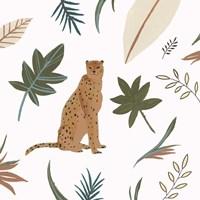 African Cheetah I Fine-Art Print