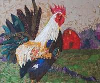 Au Chant du Coq Fine-Art Print