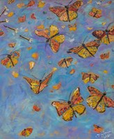 Monarch Migration B Fine-Art Print