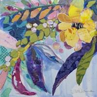 Bold Blooms 7 Fine-Art Print