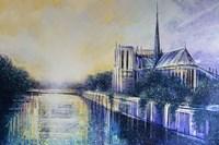Notre Dame, Paris Fine-Art Print