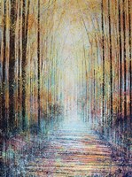 A Pathway To Autumn Fine-Art Print